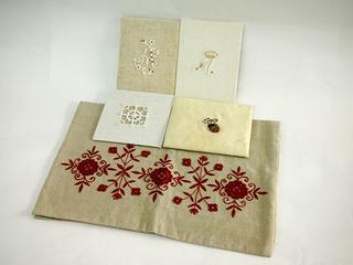 野田はなこのヨーロッパ伝統刺繍とクリエイティブデザイン【水曜日10:00〜 27,000円 全8回】