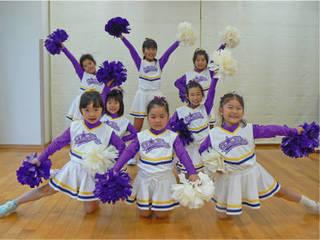 立川・国立・昭島・国分寺・日野市でチアリーディング・ダンス