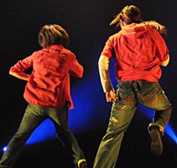 ロックダンス