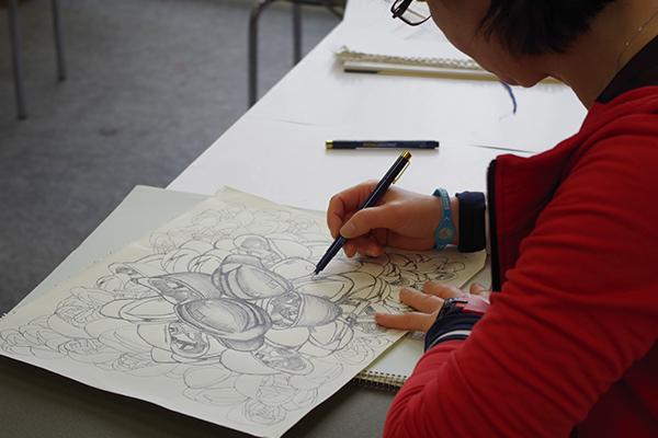 上野の森アートスクール