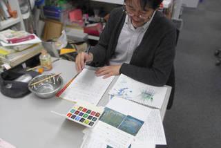 上野の森アートスクール アートレター講座