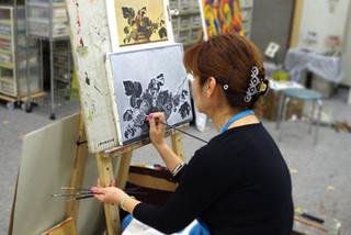 2月25・26日(土日)西洋絵画の基礎講座〜ルネッサンスの方法で描く油彩