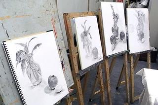 2月5日(日)THE鉛筆〜練り消しゴムで描く技!〜