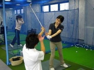ゴルフプラザ エフ&nbsp 完全個別指導のゴルフスクール