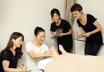 日本で働きながら豪州国家資格を取得できる!リフレクソロジー 全30時間