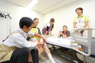 介護福祉士実務者研修【平成29年4月以降の日程をホームページにアップしました】