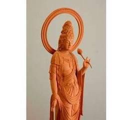 仏像彫刻・木彫刻教室 (体験・見学)