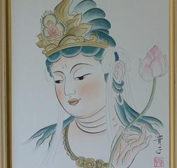 仏画教室(体験・見学)