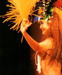 Kristen TAHITIAN 初級