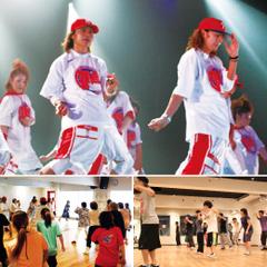NOAダンスアカデミー 新宿校 受け放題コース リズムトレーニング