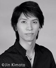 西野隼人先生 バレエ入門クラス