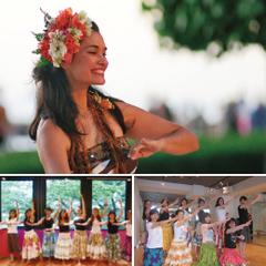 NOAダンス教室 都立大校 受け放題コース ベリーダンス、フラ、タヒチアン