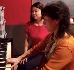 英語・ピアノ・英語とピアノ同時のプライベートレッスン30分