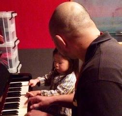 子どものピアノのグループレッスン60分