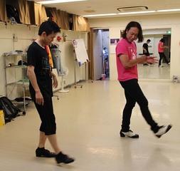 【1000円体験/タップダンス】映画やミュージカルのように踊ってみたい方大歓迎☆少人数制入門クラス♪