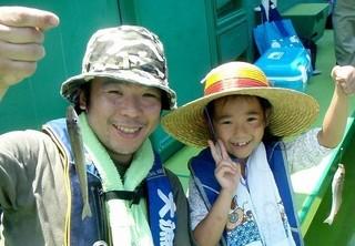 JFW親子キス釣教室