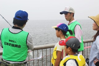 初心者 釣り教室&nbsp愛知県支部