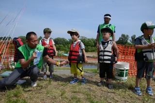 初心者 釣り教室&nbsp北海道地区支部