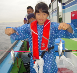 平成28年10月15日(土)開催!アジ・サバ釣り体験教室参加者募集