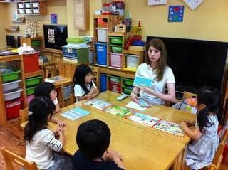 楽しく英語力を強化☆ 3歳〜園児さん対象Academyクラス