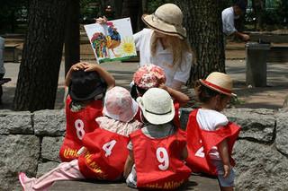 まるで海外の幼稚園♪「4歳・5歳・6歳児Preschool」