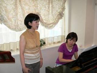 声楽・合唱・ヴォイストレーニング〜楽しく歌うために