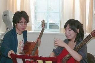 【アコースティック・クラシックギター】振り替えレッスン制で安心♪