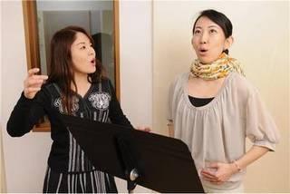 ミュージカル曲・歌・対策&ボイストレーニング 体験