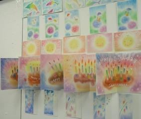 第24期グリーティングアート講座(インストラクター認定)