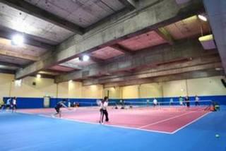初めてのでも安心!テニス無料体験レッスン!!(竹ノ塚インドアスポー...