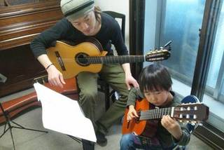 クラシックギター 個人レッスン【文京区茗荷谷】