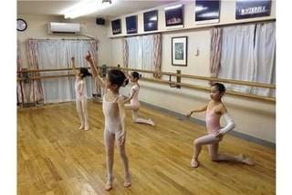 幼児〜ソリストを目指す方まで通って頂けるバレエ教室 @成増