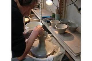 初心者から、上級者まで。陶芸教室