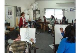 趣味の絵画コース(初めの一歩からどなたでも・・・)