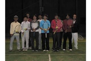 いつでも楽しめるインドアテニス