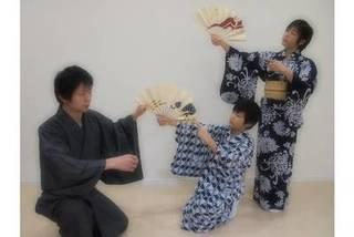 花ノ本海日本舞踊教室 新築の教室で心と体を綺麗にしませんか!
