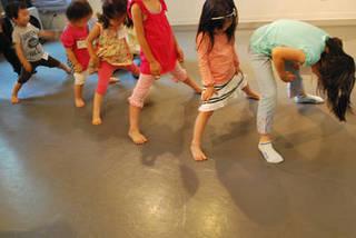 2歳から音感を鍛える幼児クラス「リズムーブ」田園調布駅近♪Studio Croix