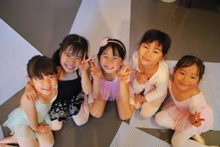 田園調布駅から徒歩5分☆クラシックバレエの基礎をしっかり学べる子供バレエ♪Studio Croix