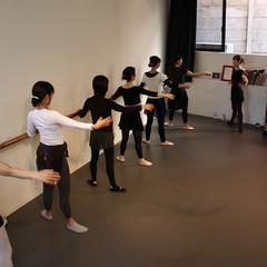 初心者大歓迎、はじめてバレエ。Studio Croixチケットで通うフィットネス講座シリーズ