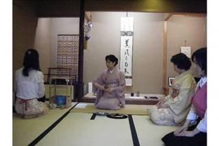 裏千家茶道教室 −養心− 本格茶室で和の心を養いませんか