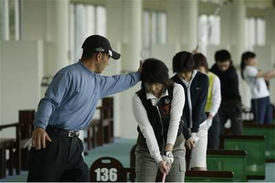 杉田ゴルフスクール