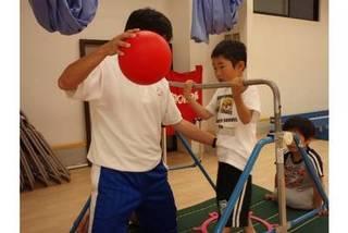 幼児からの体操教室