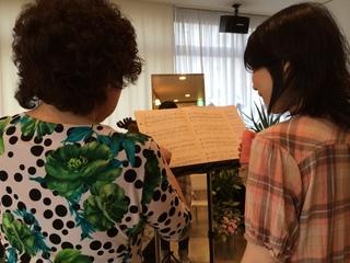 【プチ学】カラオケで上手に歌いたい方におススメ個人レッスン♪