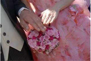 手作りの花嫁ウェディングブーケコース