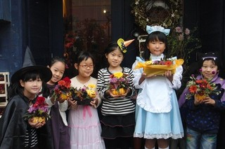 【親子でも】子供のためのお花1DAY体験レッスン☆花育!