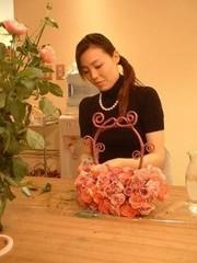【贈り物にピッタリ!】手作りのウェディングブーケコース