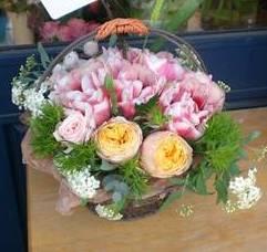 【母の日限定/フラワーギフト(生花)】 <5月5日~8日> ワンデーレッスン!
