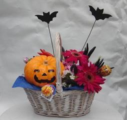 【プチ学】秋のかわいいアレ!ハロウィンアレンジ!!/1,500円