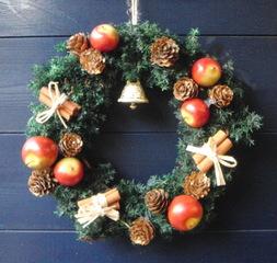 クリスマス1DAYレッスン☆★リース♪ツリー♪