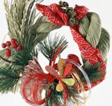 【和を感じる】お正月の生花アレンジ「1DAYレッスン☆★」